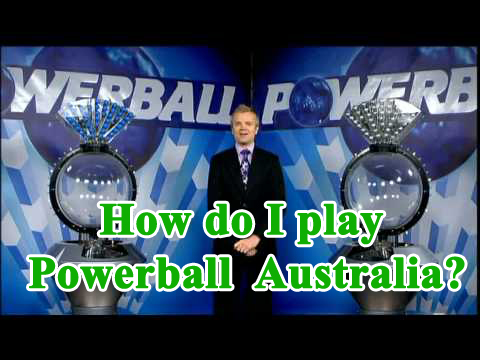 How do I play Powerball Australia?