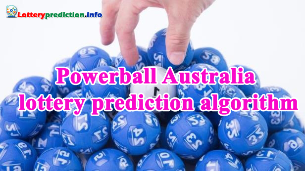 Powerball Australia lottery prediction algorithm