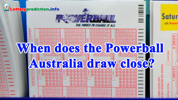 When-does-the-Powerball-Australia-draw-close